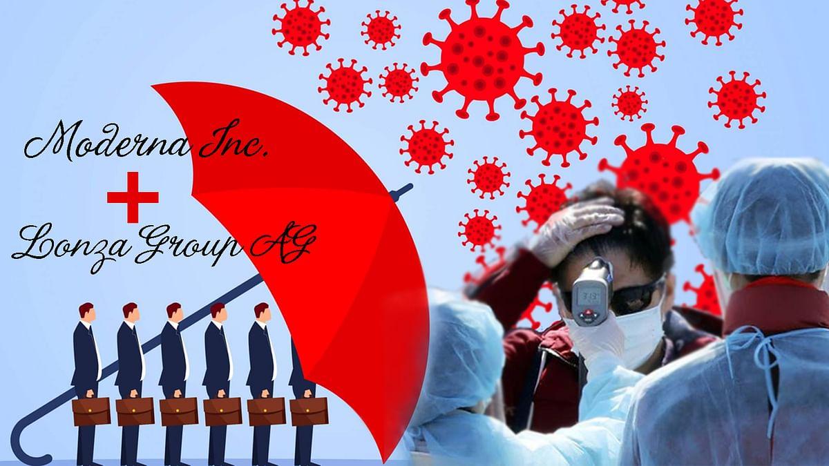 मॉडेर्ना ने कहा है कि उसके पास साझा करने अतिरिक्त COVID-19 टीके नहीं हैं।