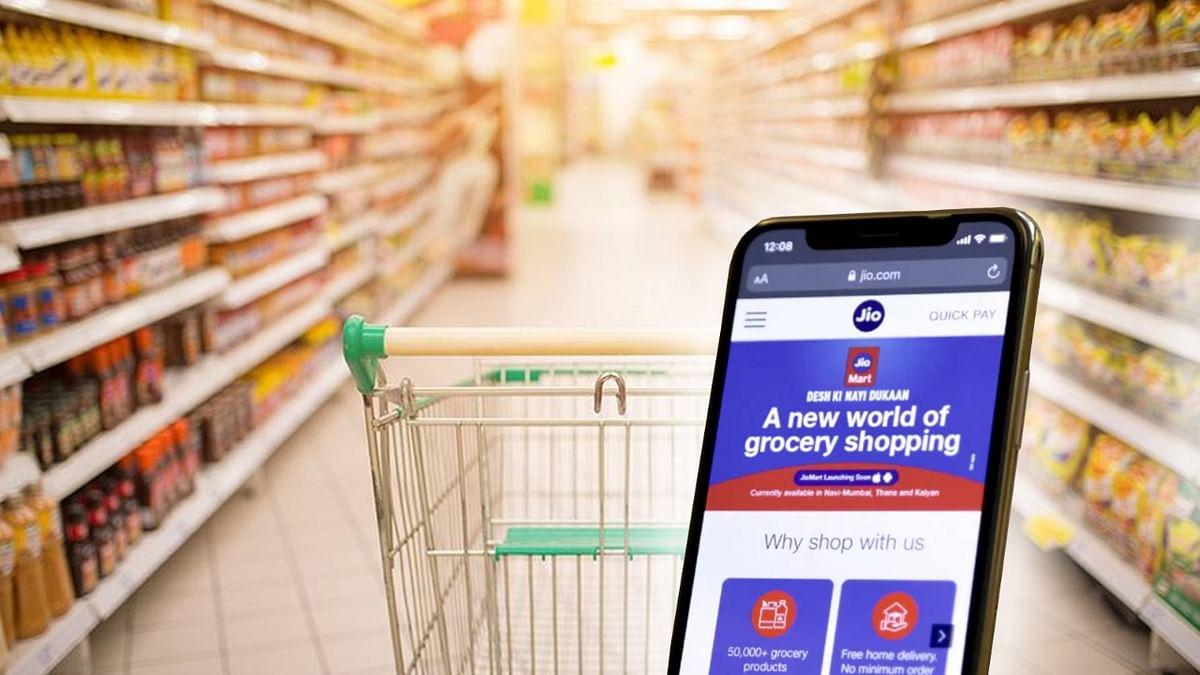 Reliance jio launched e-commerce site JioMart