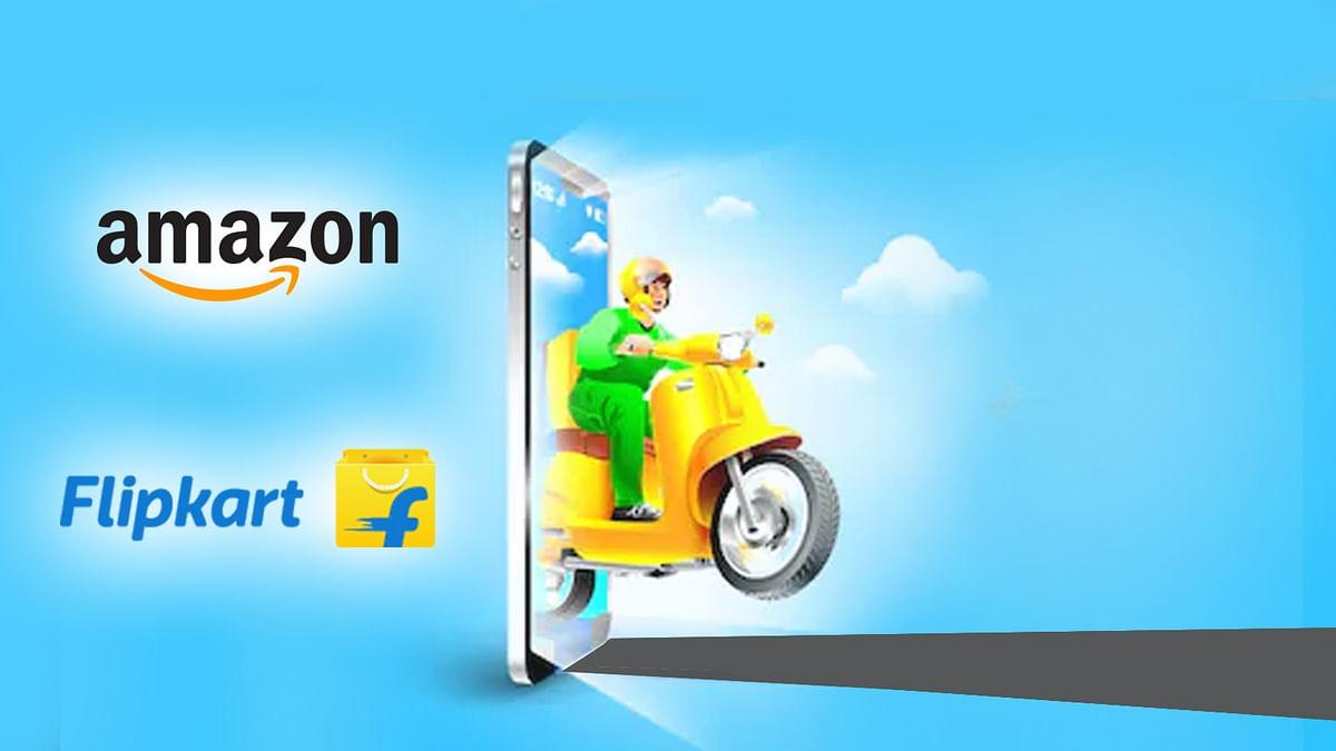 Amazon-Flipkart जैसी ई-कॉमर्स कंपनियों ने शुरू किए ऑर्डर्स लेना