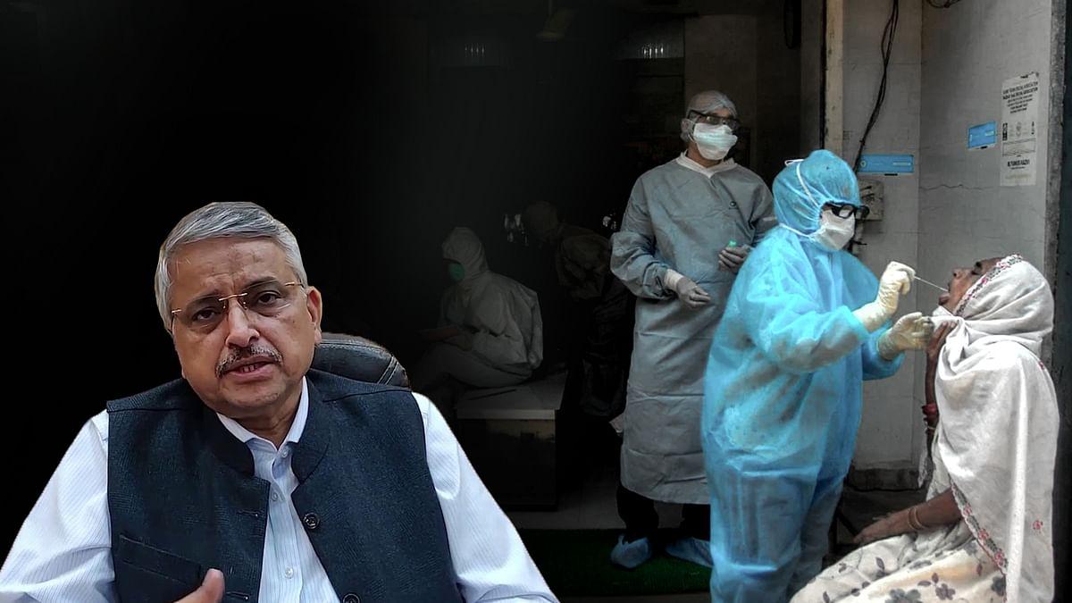 दिल्ली AIIMS डायरेक्टर डॉ. गुलेरिया ने ब्लैक फंगस को लेकर दी चेतावनी
