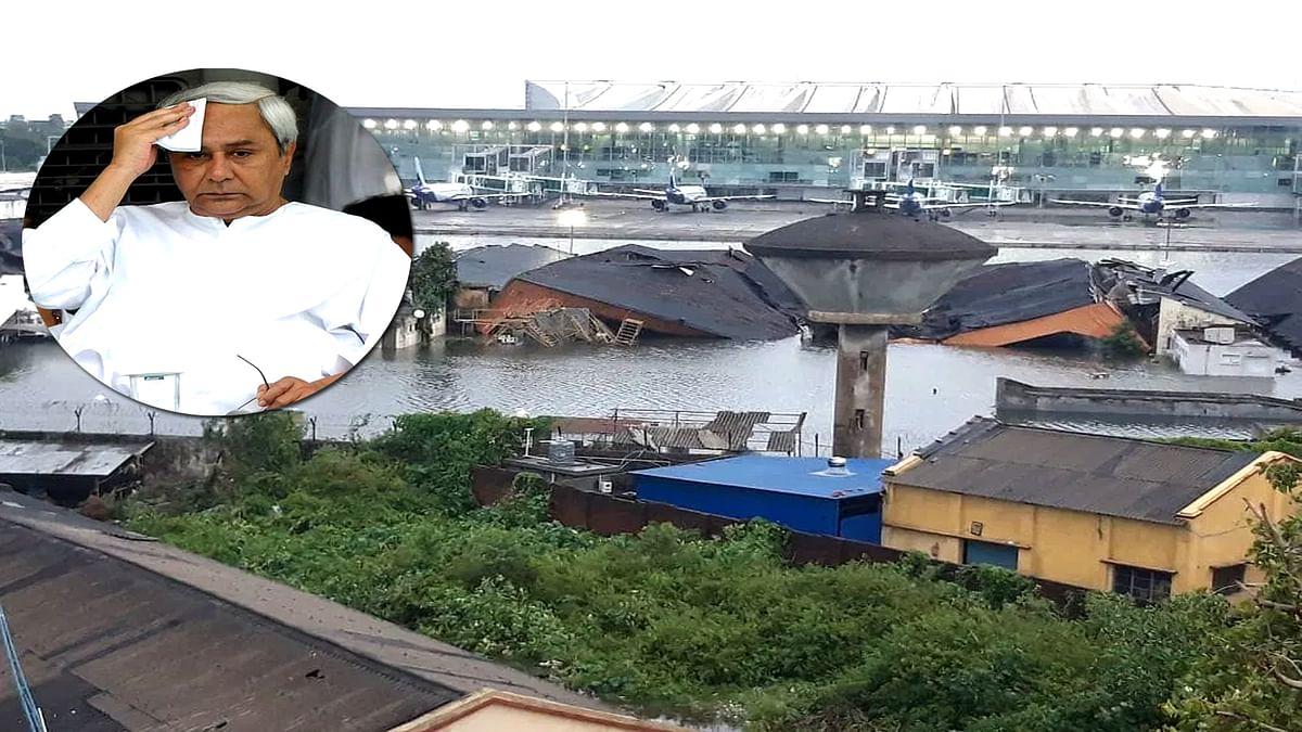 ओडिशा CM ने किया अफ्फान प्रभावित क्षेत्रों का हवाई सर्वेक्षण