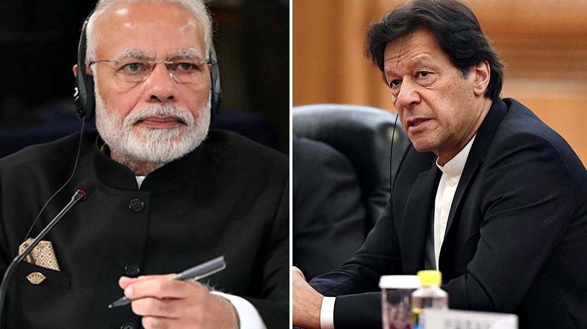 पाक प्रधानमंत्री इमरान खान ने दिया प्रधानमंत्री मोदी के पत्र का जवाब