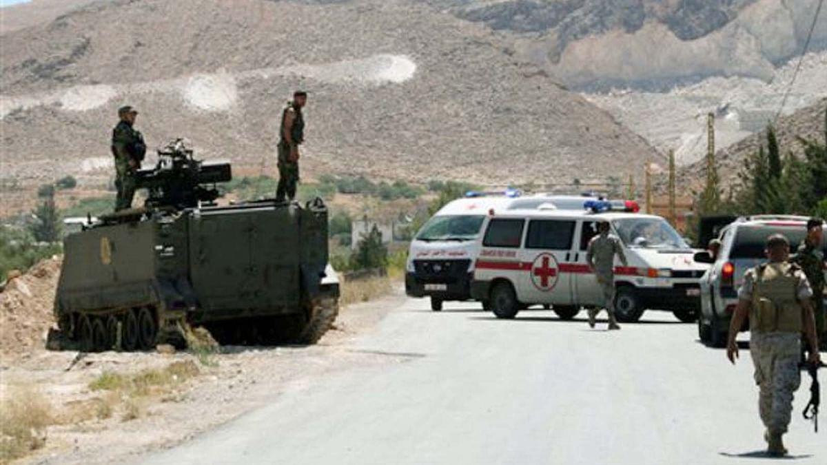 सीरियाई सैनिकों और आतंकवादियों के बीच जमकर लड़ाई, 22 की मौत