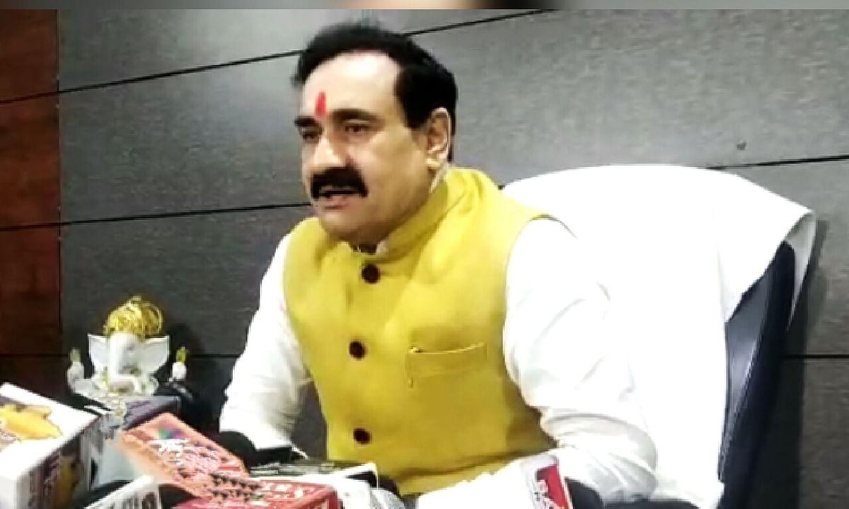 सड़क हादसे में मजदूरों की दुखद मौत पर मंत्री मिश्रा ने दिया बयान