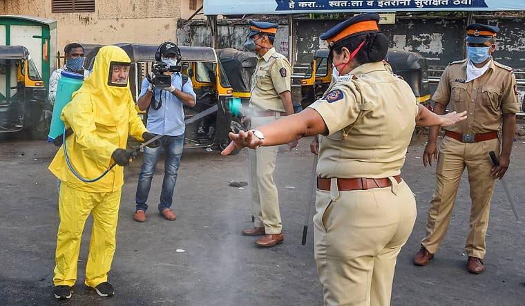 महाराष्ट्र में अब तक 11 पुलिस कर्मियों की कोरोना वायरस से मौत