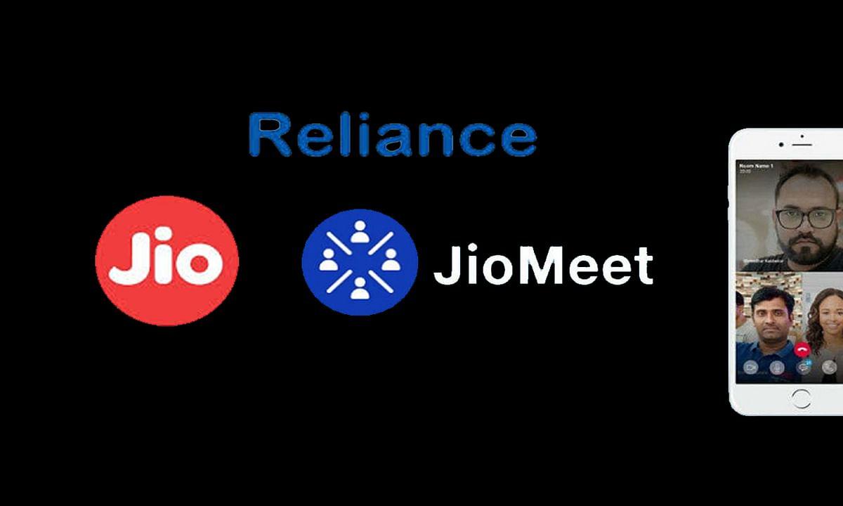 रिलायंस Jio ने लॉन्च की वीडियो कॉन्फ्रेंसिंग ऐप 'Jio Meet'