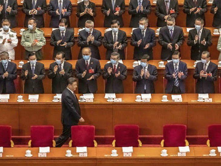 चीन में पारित हुआ विवादित हांगकांग सुरक्षा विधेयक