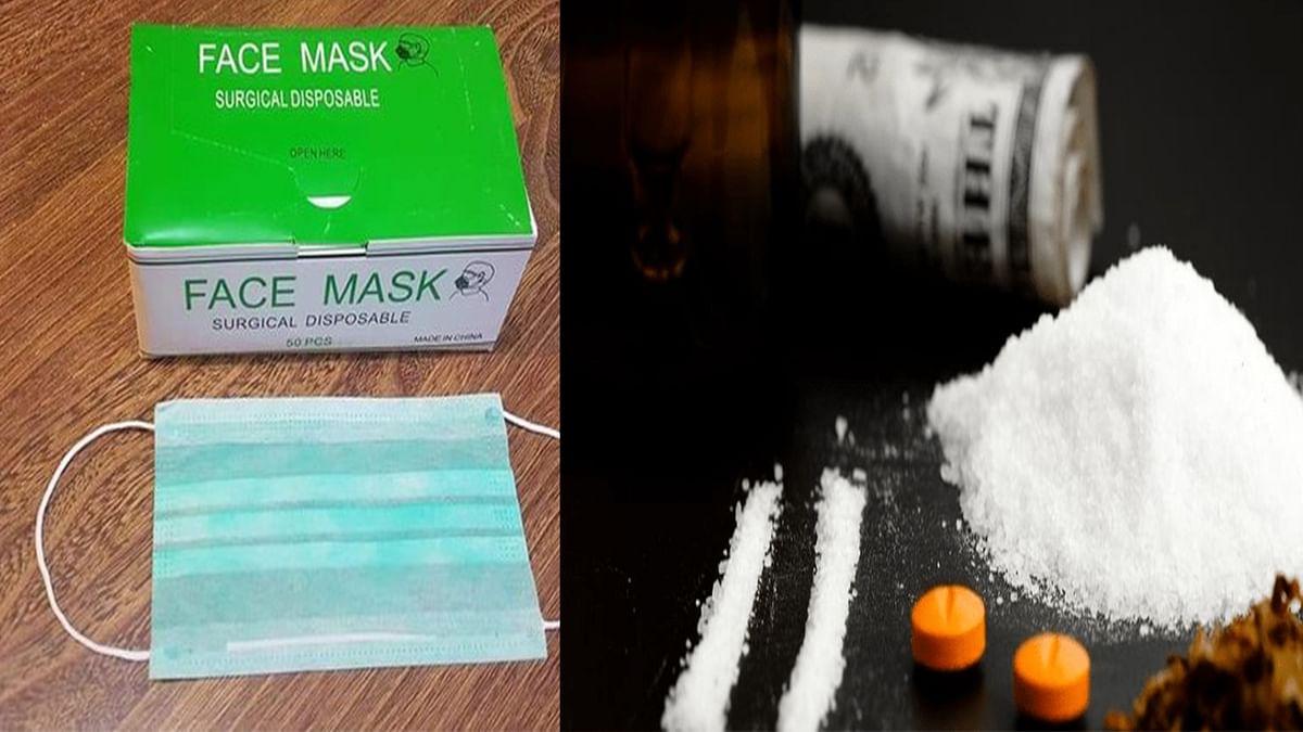 ऑस्ट्रेलिया: मास्क और सेनिटाइजर के पैकेट में मिले मादक पदार्थ