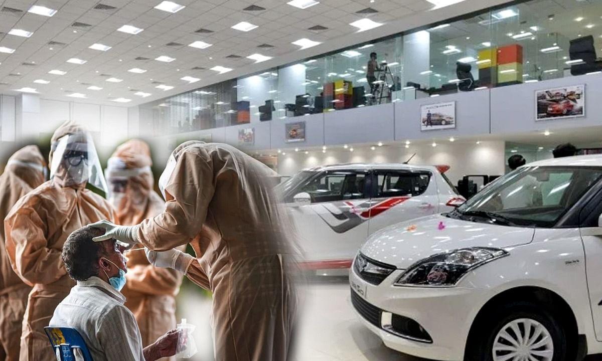 Maruti Suzuki के मानेसर प्लांट से मिला कोरोना पॉजिटिव