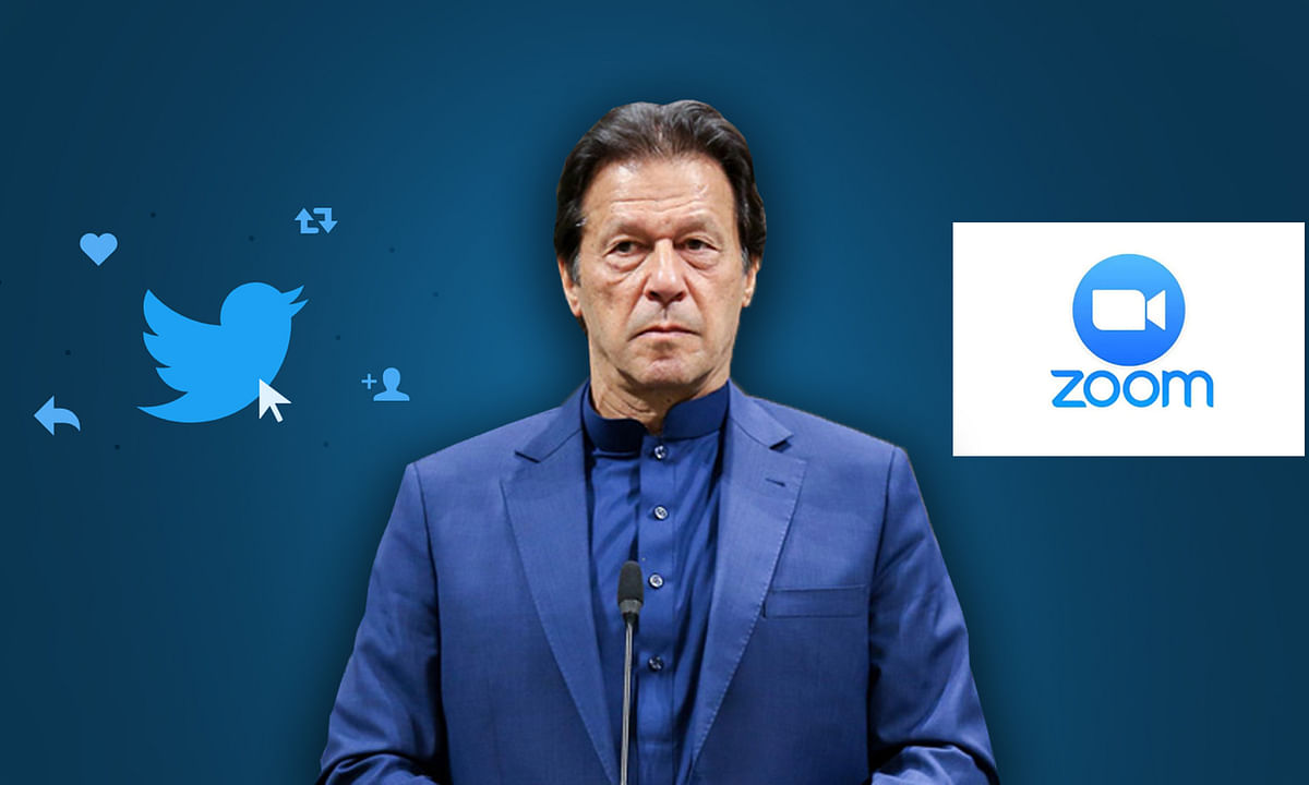 Twitter and zoom closed in pakistan