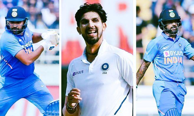 रोहित शर्मा 'खेल रत्न' और यह तीन हुए 'अर्जुन अवॉर्ड' के लिए नॉमिनेट
