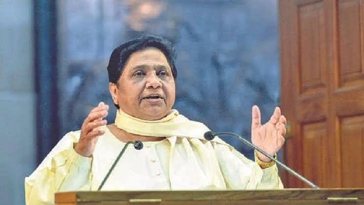 जम्मू-कश्मीर मामले पर PM की बैठक के एक दिन पहले Mayawati ने कही यह बात