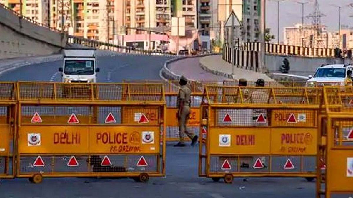 प्रशासन का फैसला:नए नियमों के साथ दिल्ली-गाजियाबाद बॉर्डर दोबारा सील