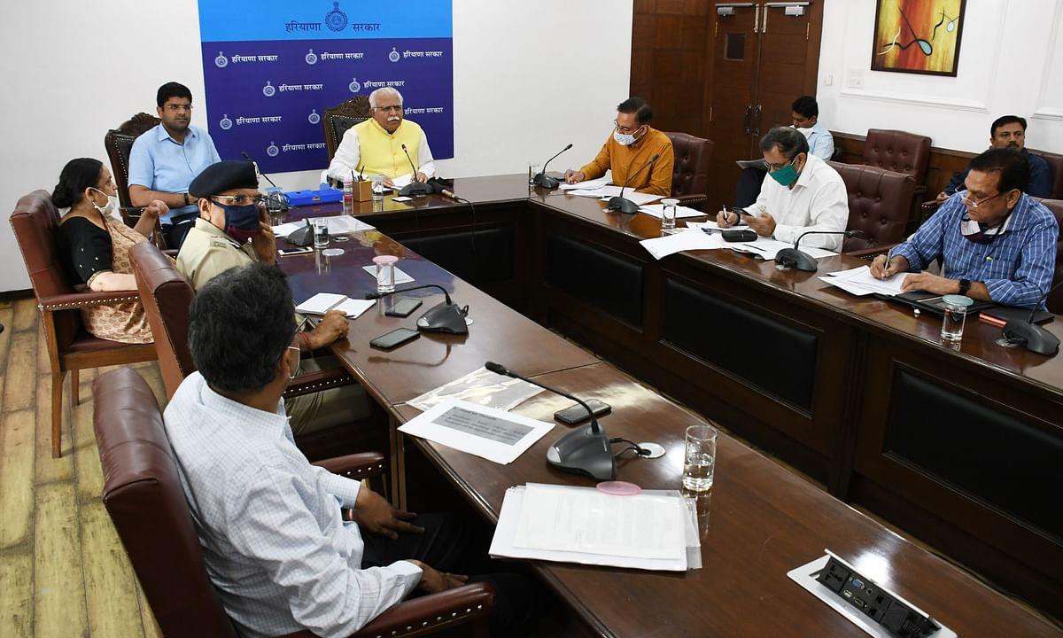 हरियाणा सरकार उठाएगी प्रवासी श्रमिकों के परिवहन का खर्चा