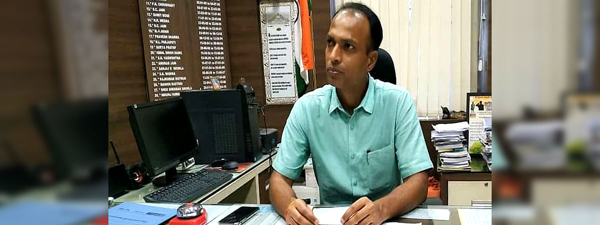 Bhopal Collector order for Screening campaign to high risk person