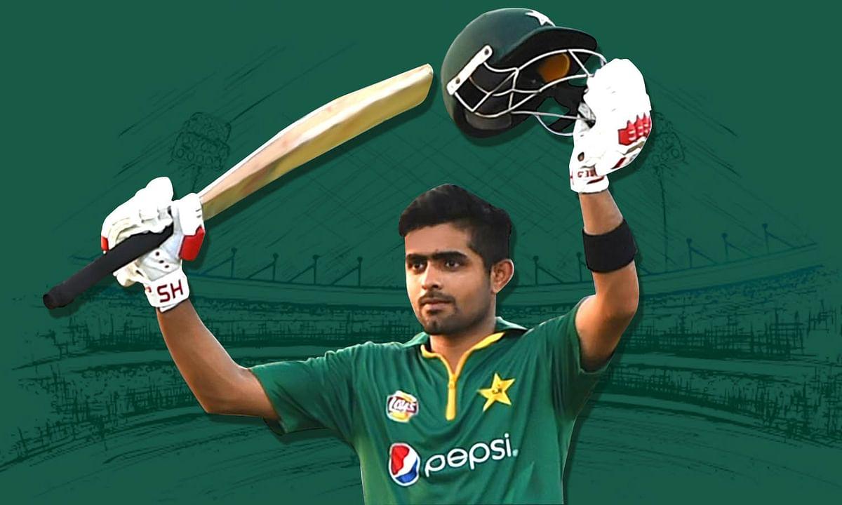 बाबर बने पाकिस्तान की वनडे टीम के कप्तान,अली टेस्ट कप्तान बने रहेंगे