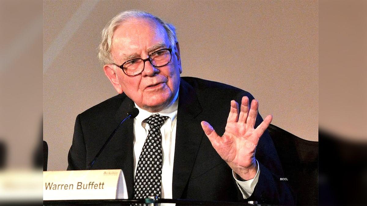 55वीं सालाना बैठक के सम्बोधन में बफेट ने निवेशकों को किया आगाह