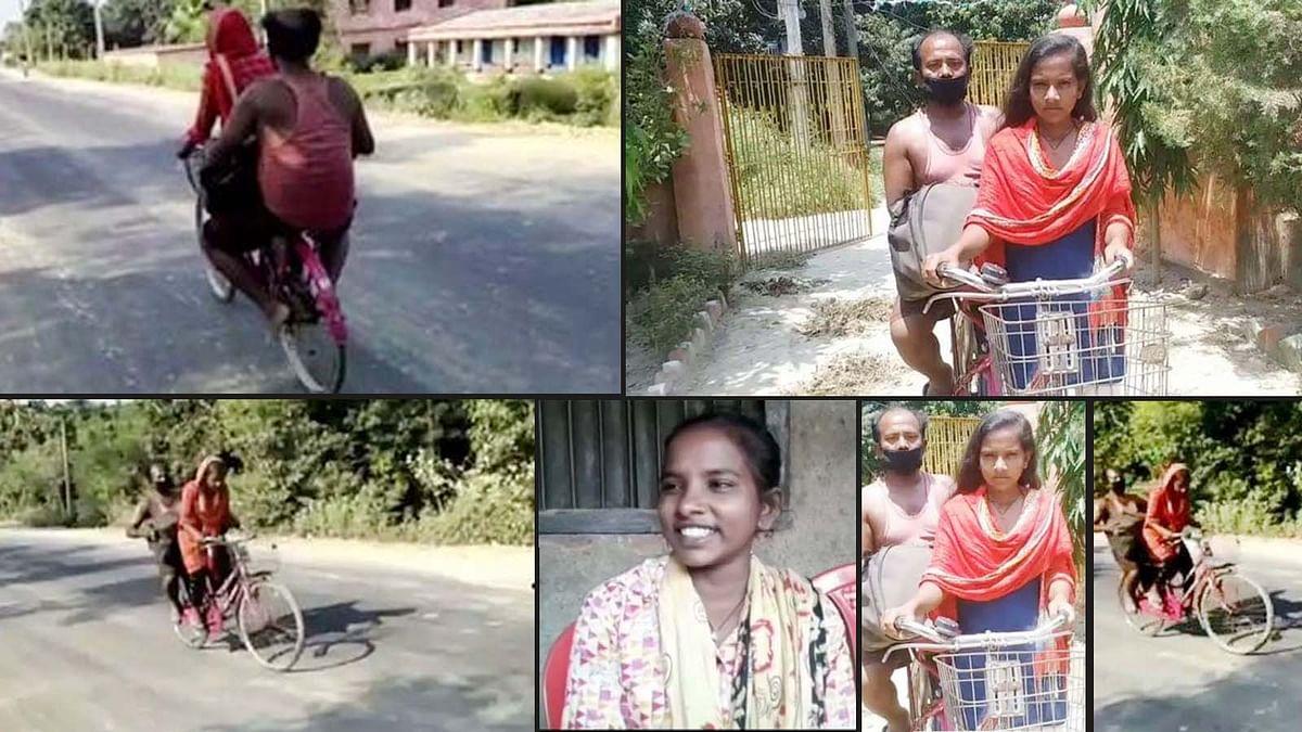 भारत की बेटी के हौसले-हिम्मत का जनता व इंवाका ट्रम्प ने किया सलाम