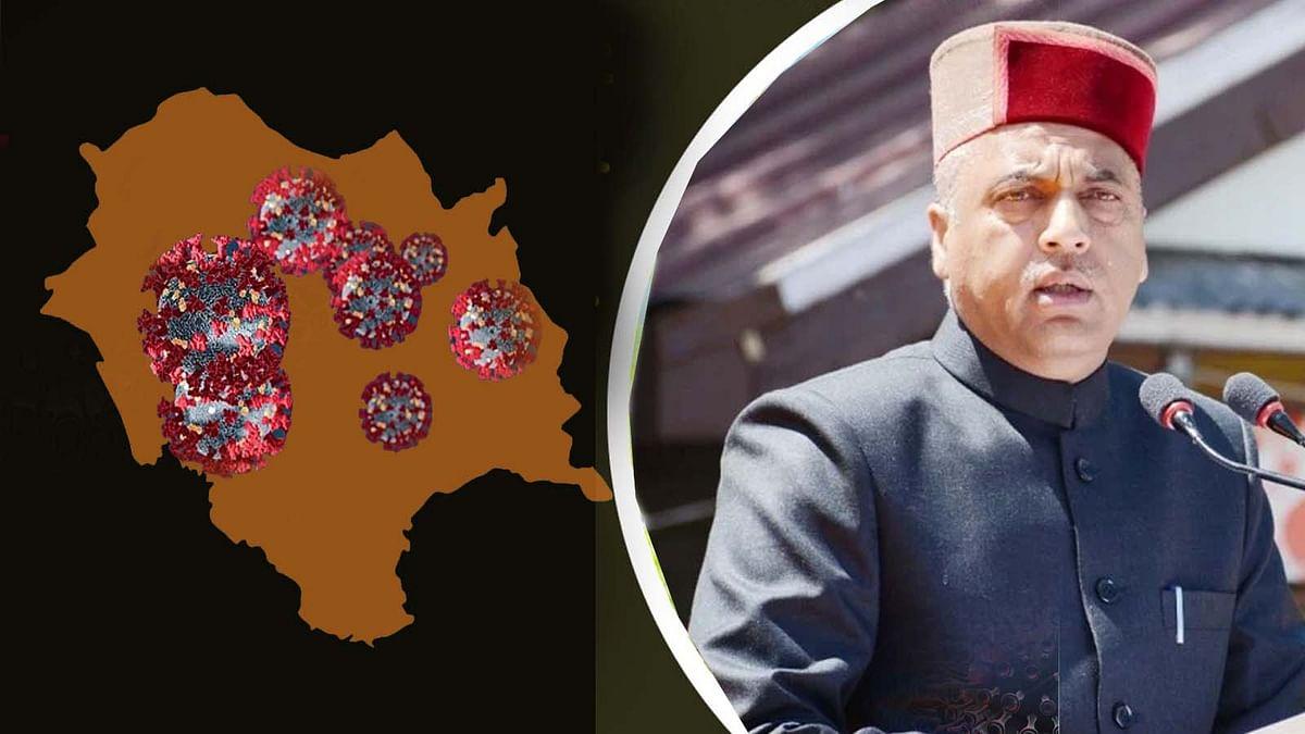 हिमाचल प्रदेश के CM जयराम ठाकुर को कोरोना ने जकड़ा-हुए क्वारंटीन