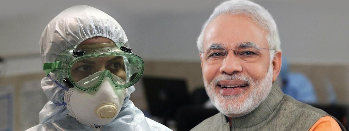 PM मोदी ने कोरोना हराने का महान काम कर रही नर्सों का किया आभार