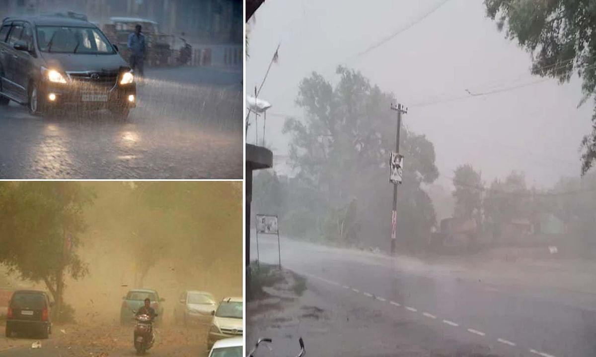 UP में तूफानी बारिश ने जमकर बरपाया कहर, वर्षाजनित हादसों से 29 मरे