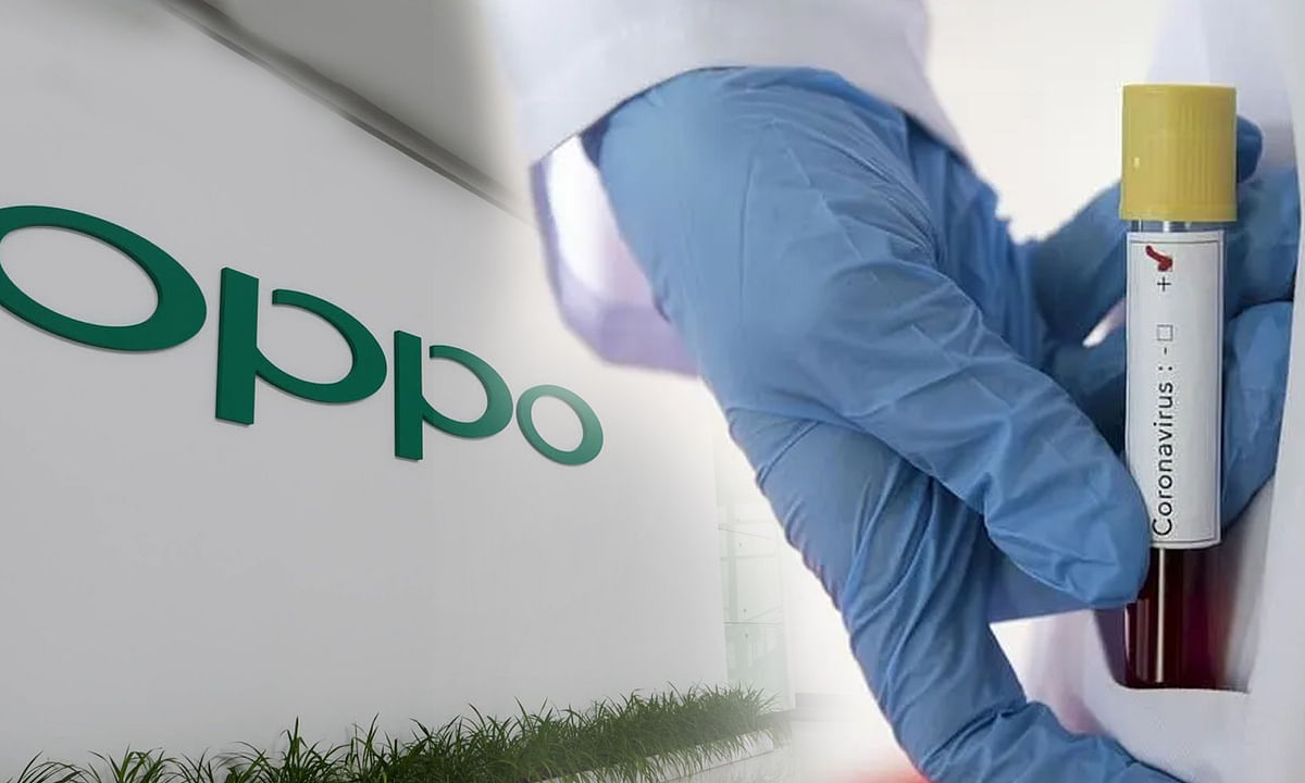 6 Corona Positive Employees got From Oppo Greater Noida factory