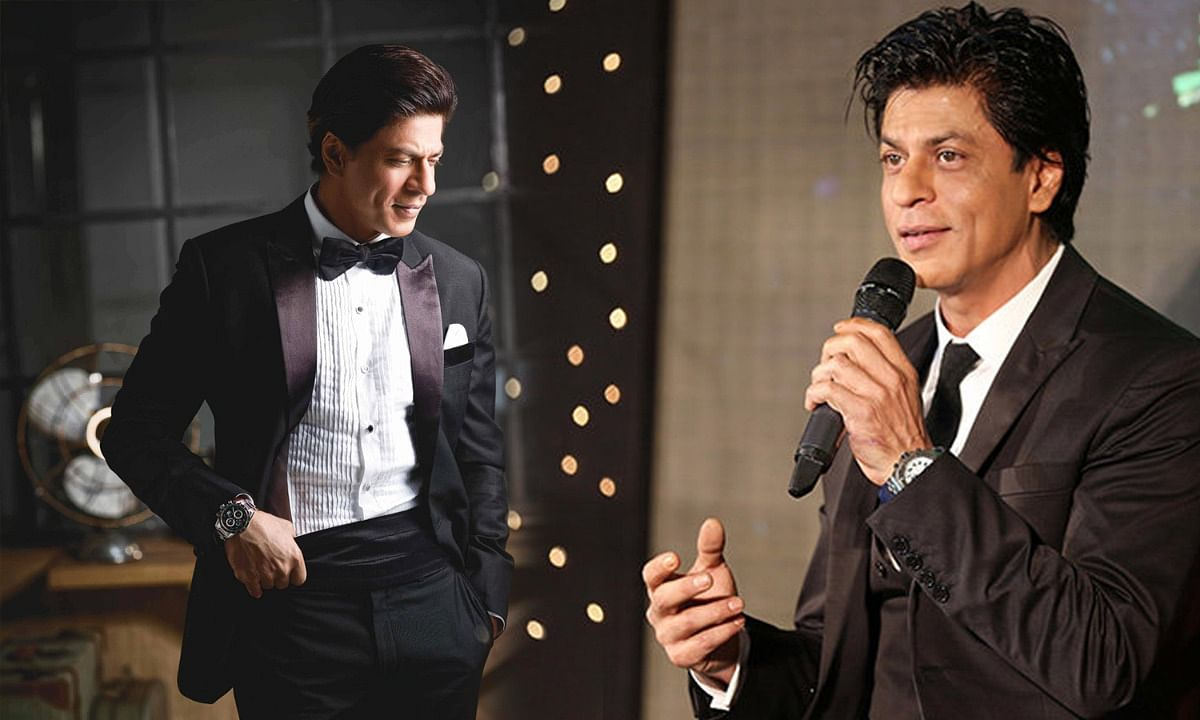 शाहरुख खान का खुलासा, आइकॉनिक स्टाइल से लगता है डर