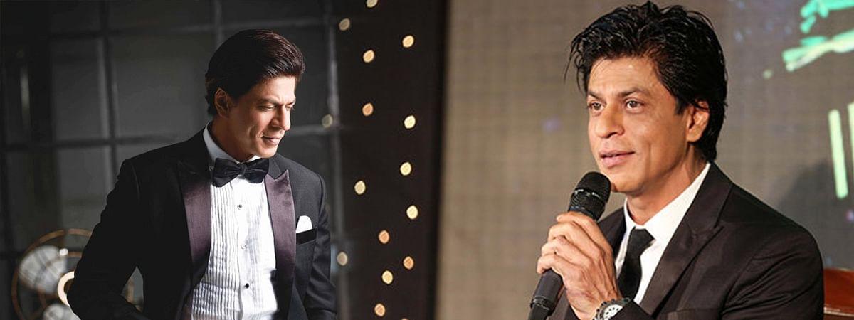 Shahrukh Khan is afraid of his iconic style