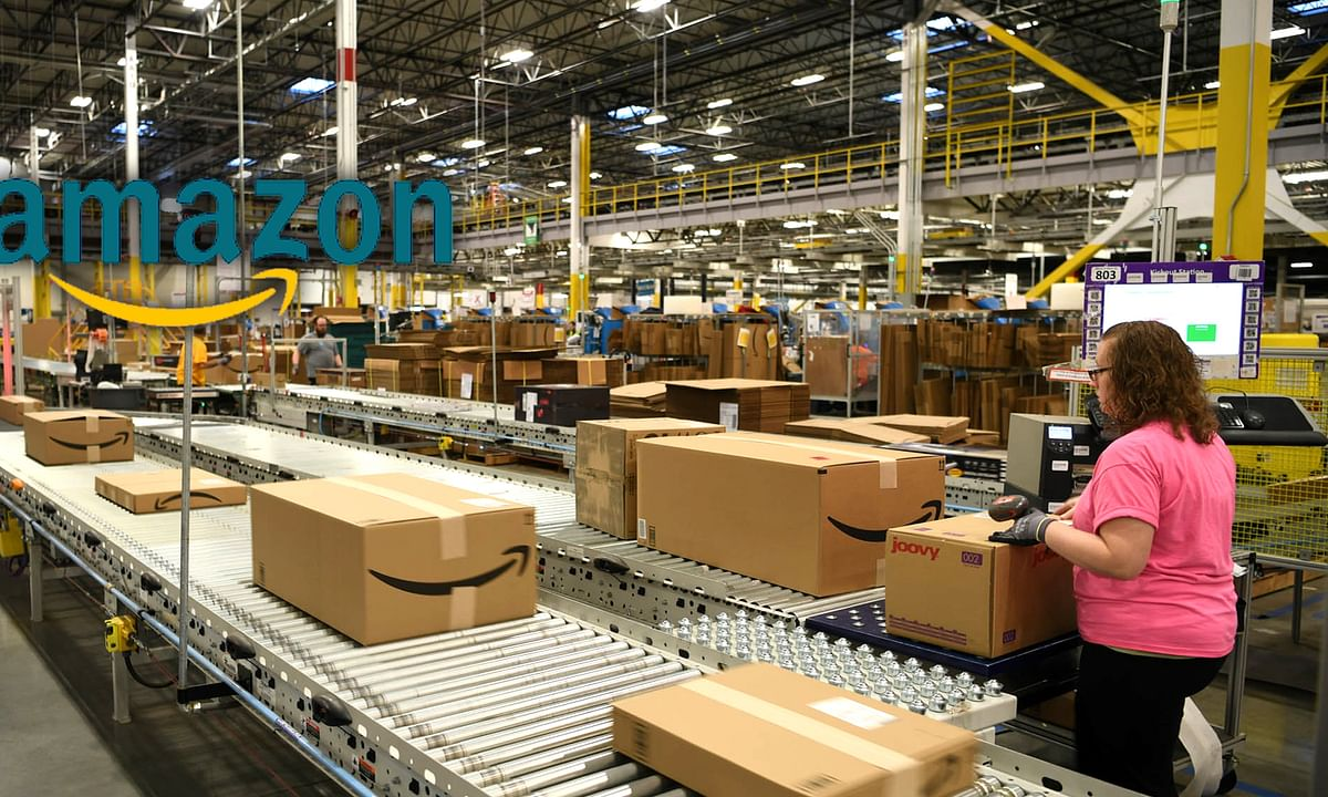 Amazon की एक पहल 'कोविड-19 सप्लाई स्टोर'