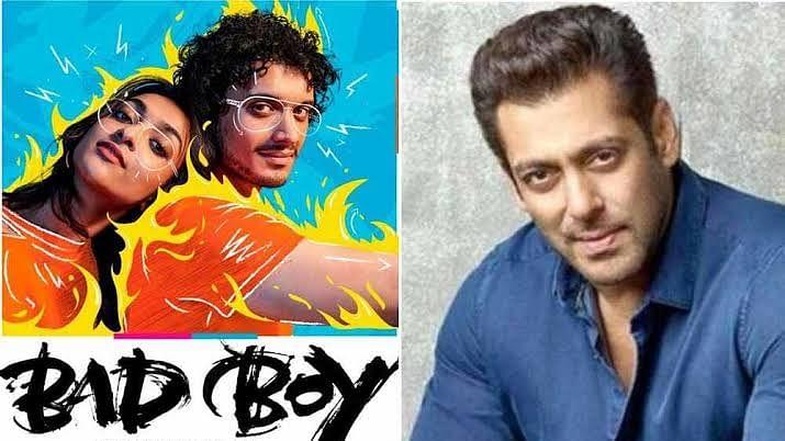 मिथुन के बेटे नमाशी की फिल्म 'बैड बॉय' का पोस्टर, सलमान ने किया शेयर