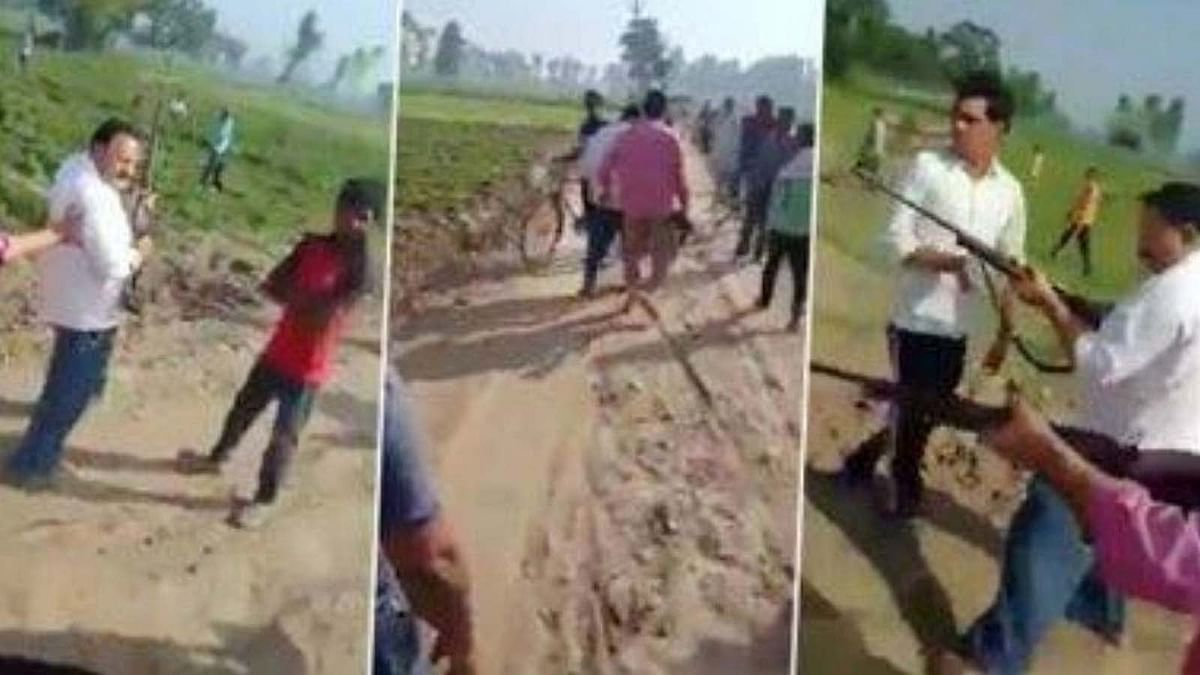 लॉकडाउन में UP डबल मर्डर केस: सपा नेता और बेटे की सरेआम हत्या