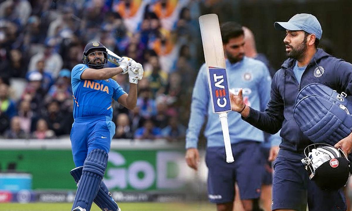 T20 मैच में दोहरा शतक जमाने की फिराक में थे रोहित, बताया किस्सा