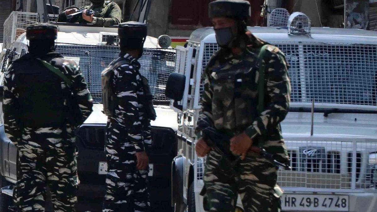 जम्मू कश्मीर: श्रीनगर मुठभेड़ में 3 आतंकी मारे गए- एक ASI भी शहीद