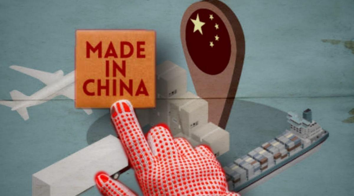सरकार ने उद्योग जगत से मांगी चीन से आयात होने वाले सामानों की लिस्ट