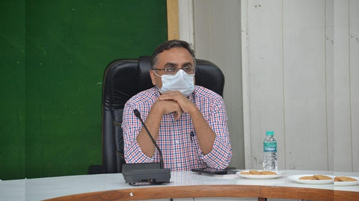 भोपाल: जिले में कोरोना संक्रमण की समीक्षा बैठक सम्पन्न