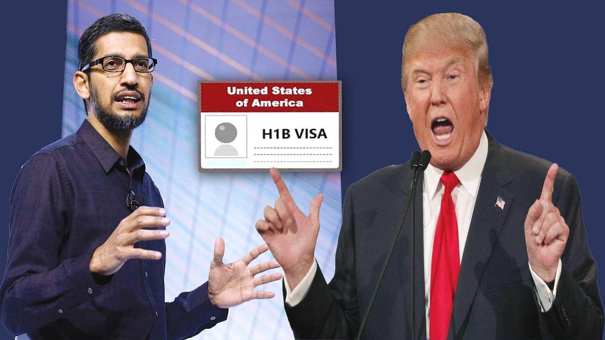 H1-B वीजा पर रोक के फैसले पर Google के CEO ने जताई निराशा