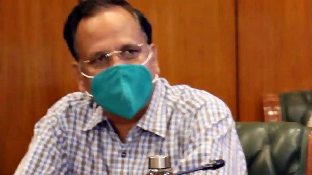 दिल्ली में कोरोना की तीसरी लहर अब तक की सबसे खराब: स्वास्थ्य मंत्री जैन