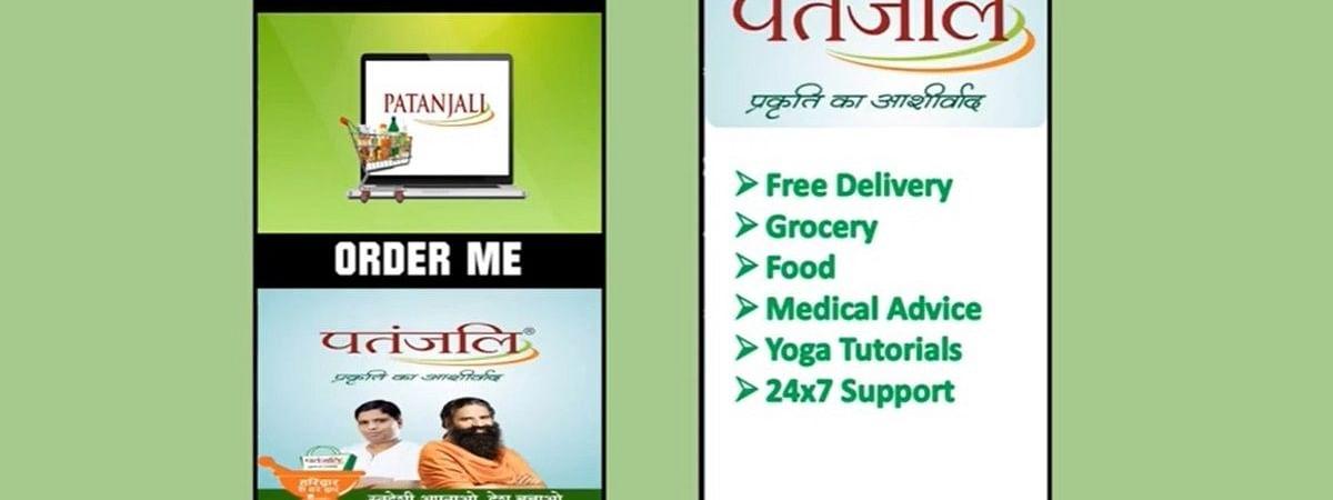 Patanjali postpones Launching of 'Order Me' app