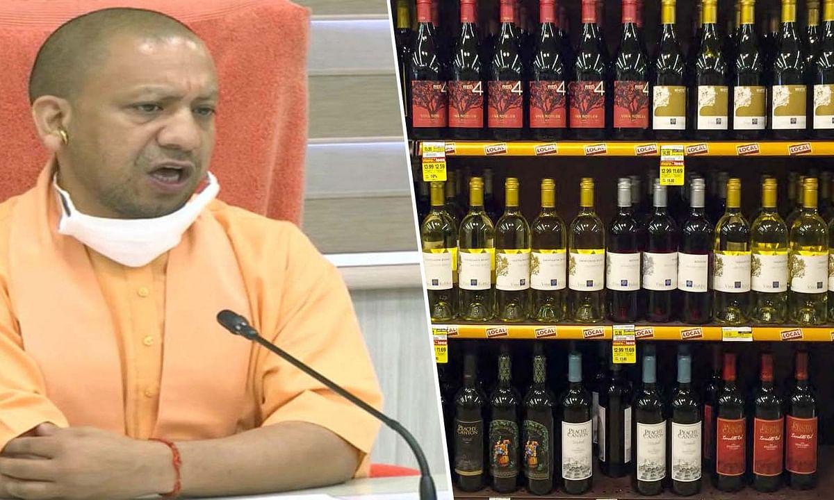 UP सरकार का फैसला- शराब दुकानों की बढ़ाई समय सीमा