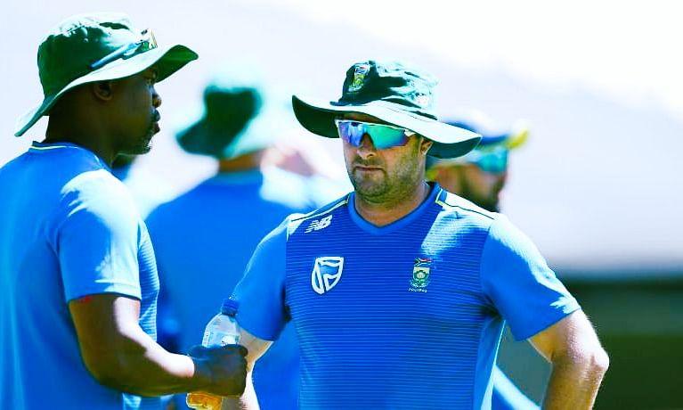 दक्षिण अफ्रीकी टीम का अभ्यास शुरू, 44 खिलाड़ी होंगे शामिल