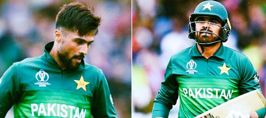 इंग्लैंड दौरे पर नहीं जाएंगे पाकिस्तान टीम के आमिर और हरिस सोहेल