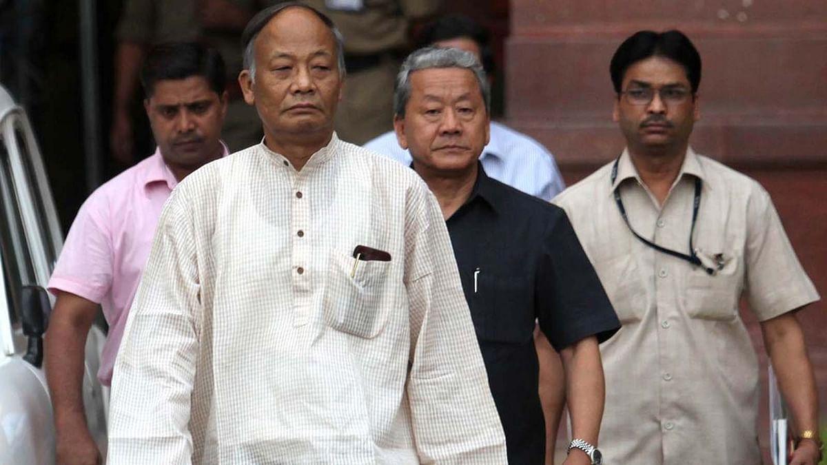 मणिपुर राजनीतिक संकट: NPP के मंत्रियों को मना रही BJP