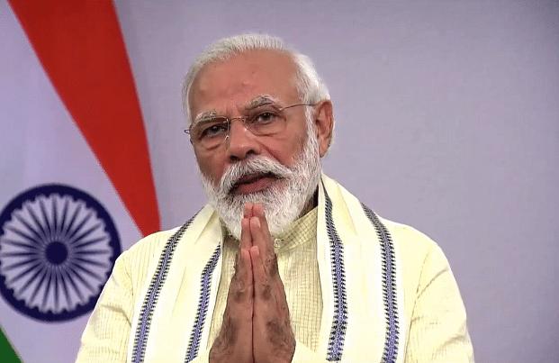 जन्मदिन पर ढेरों शुभकामनाओं के लिए प्रधानमंत्री मोदी ने दिया धन्यवाद