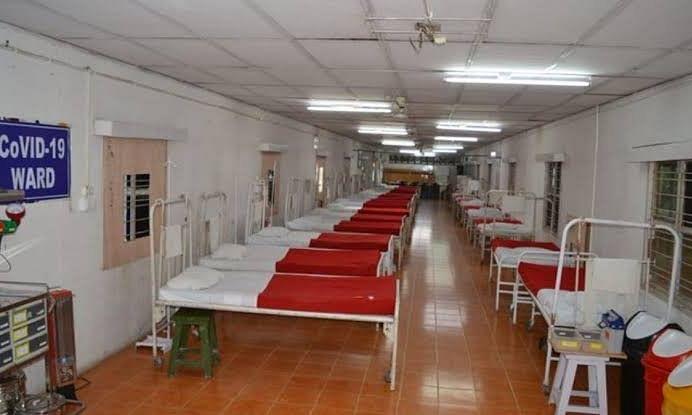 देश के इकलौते राज्य UP में कोविड-19 बेड की क्षमता 1 लाख से अधिक