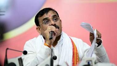 लव जिहाद करने का अधिकार किसी को नहीं, BJP प्रदेशाध्यक्ष वीडी शर्मा का बयान