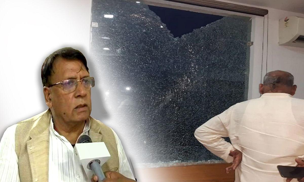 PC शर्मा का फिर एक बार बीजेपी पर हमला, कहा-चरित्र है धमकाऊ प्रवृति का