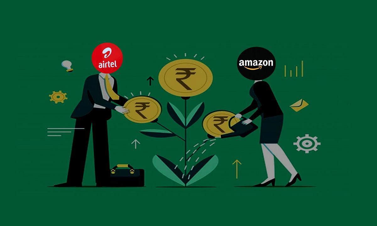 Amazon बना रही Airtel के साथ साझेदारी करने का मन