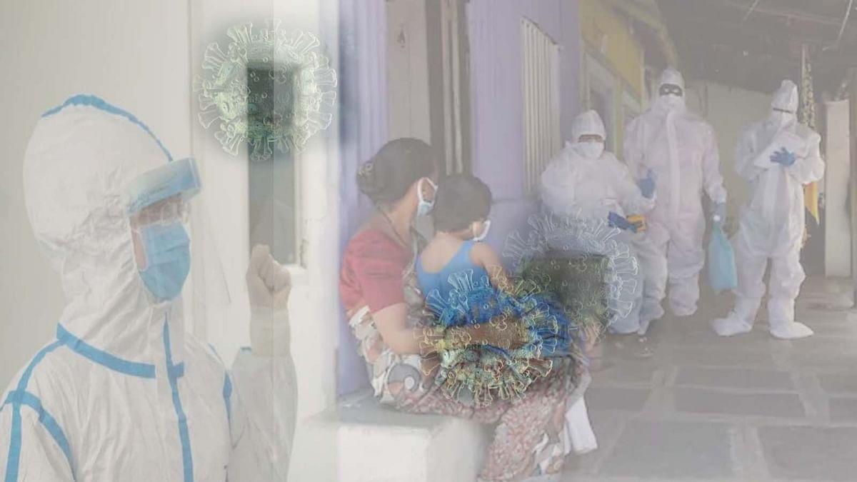 ग्वालियर : 10 हजार के करीब पहुंची कोरोना संक्रमित मरीजों की संख्या