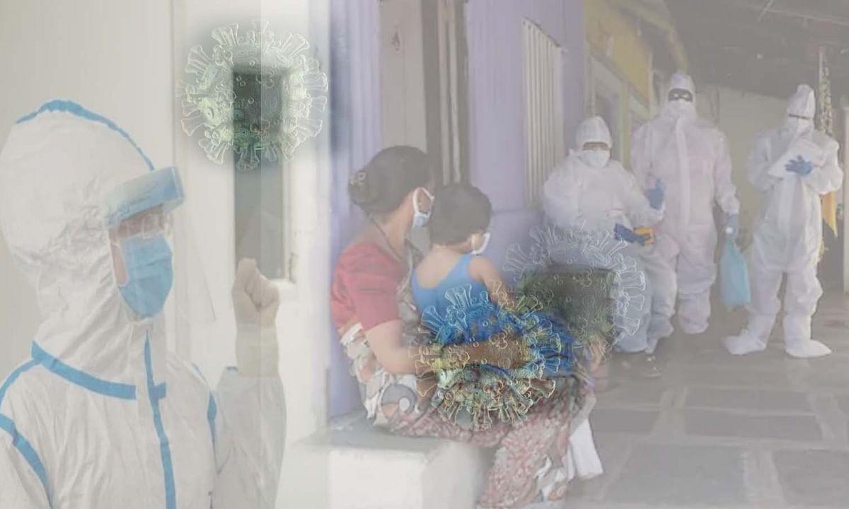 मुंबई: कोरोना संक्रमित में नई बीमारी के लक्षण- डॉक्टरों की बढ़ी टेंशन