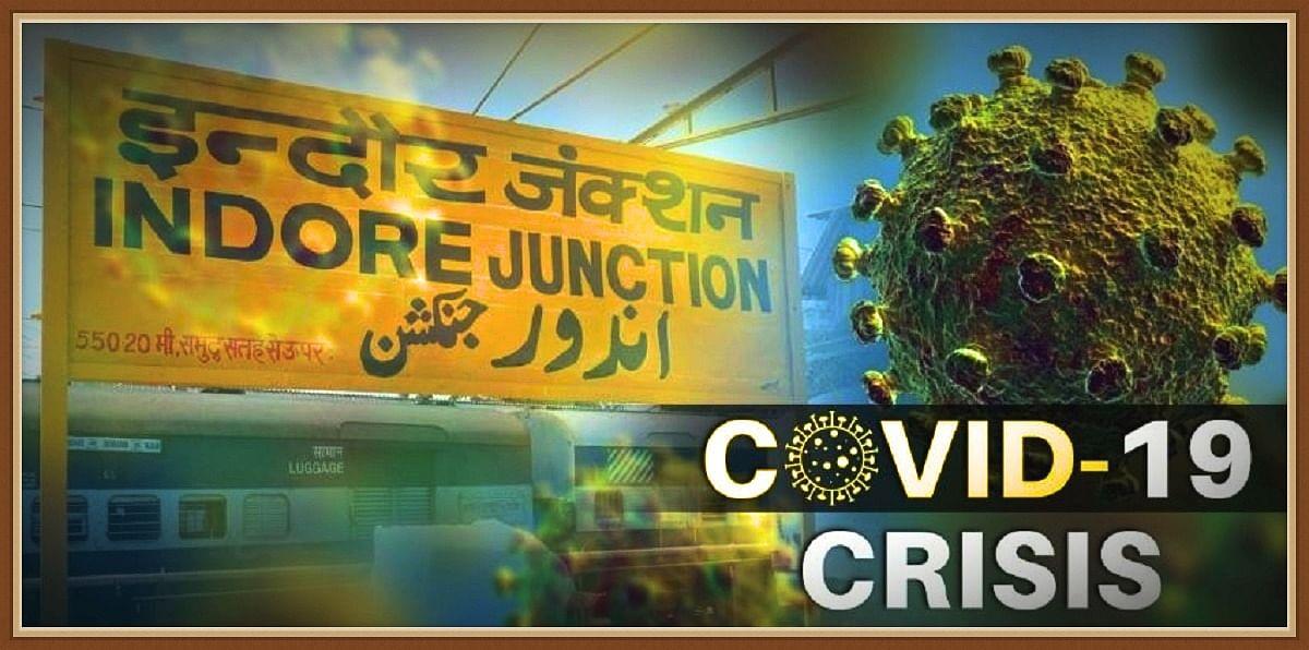 इंदौर: माह के अंत तक शहर में कोरोना संक्रमण उच्चतम स्तर पर पहुंच सकता है